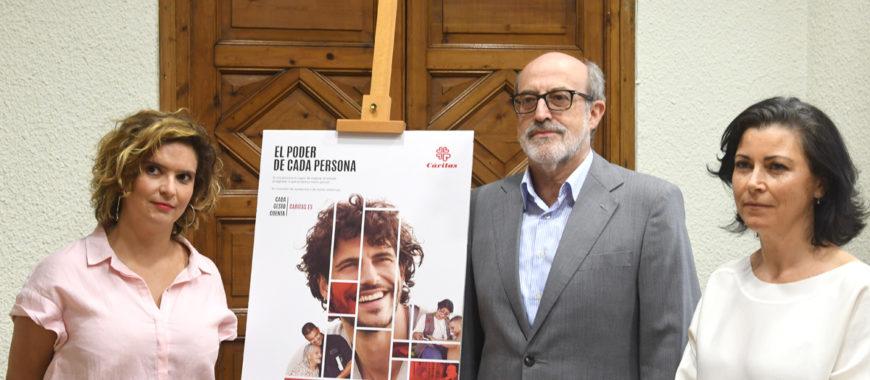 Las cifras de Cáritas Asturias en 2019