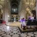 Misa funeral por las víctimas del coronavirus en la Catedral de la Almudena