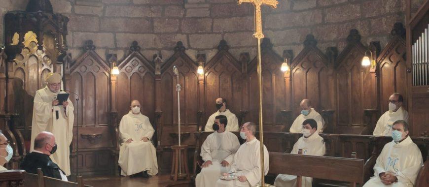 Celebración de la fiesta de Nuestra Señora de Covadonga