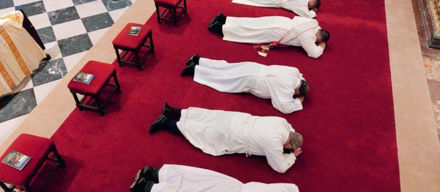 Pentecostés. Ordenaciones Sacerdotales y Diaconales