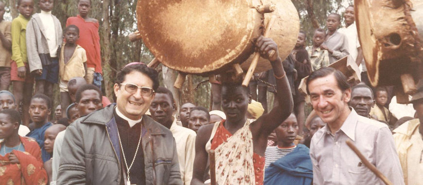 """No te olvides del Burundi"""