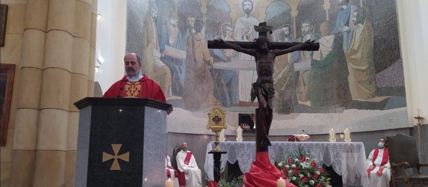 Triduo en honor a los santos mártires de Turón