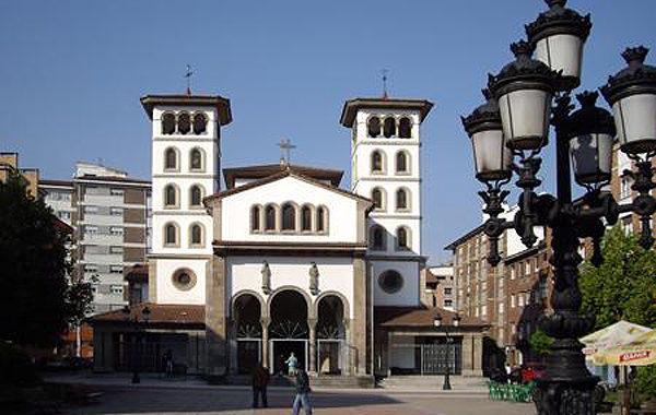 Fiesta de San Andrés en El Entrego