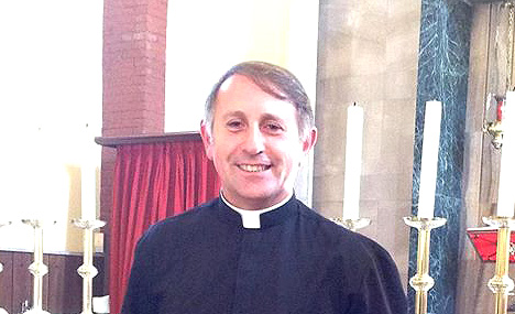 El sacerdote Joaquín Manuel Serrano Vila, nuevo Director de la EDAE