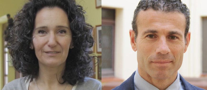 Nueva Directora y Secretario General de Cáritas Asturias