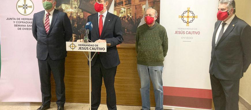 La Hermandad de Jesús Cautivo anuncia la concesión de un indulto