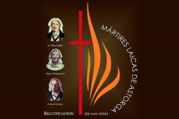 Beatificación de las enfermeras mártires en Astorga