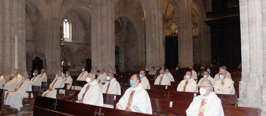Celebración de San Juan de Ávila en la Catedral 2021