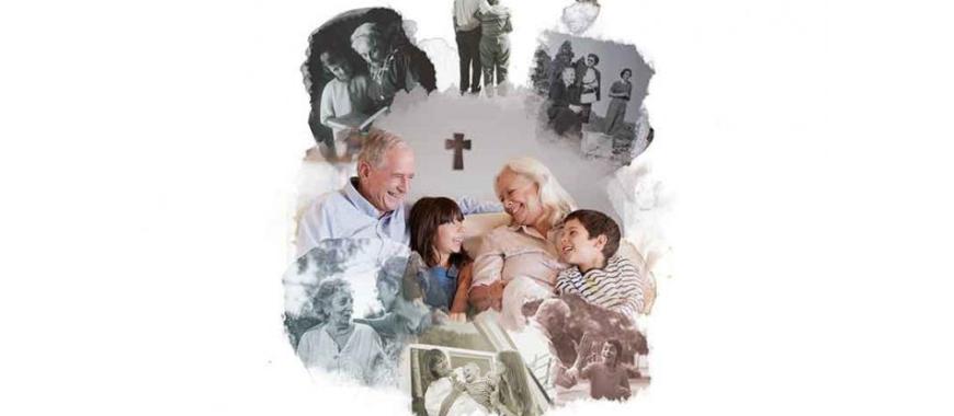 Se celebra en la diócesis la I Jornada de los abuelos y personas mayores, organizada por Vida Ascendente