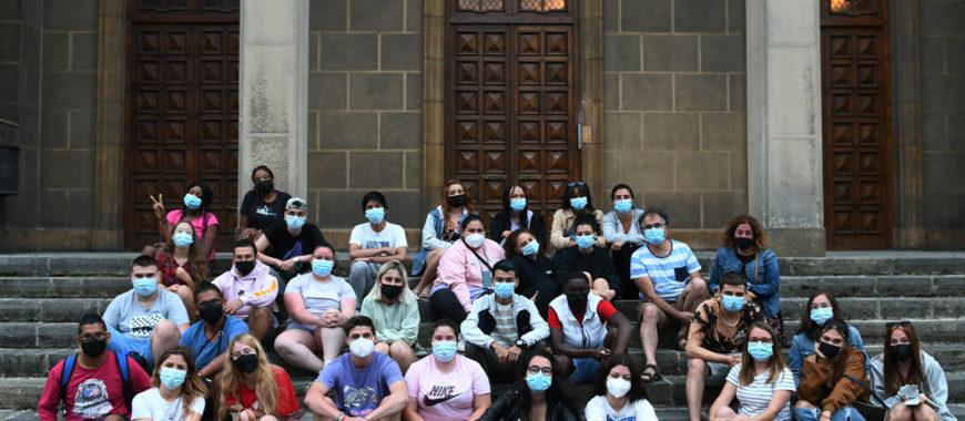 Asturias acoge este verano el campamento interdiocesano de Cáritas «Hagan lío»
