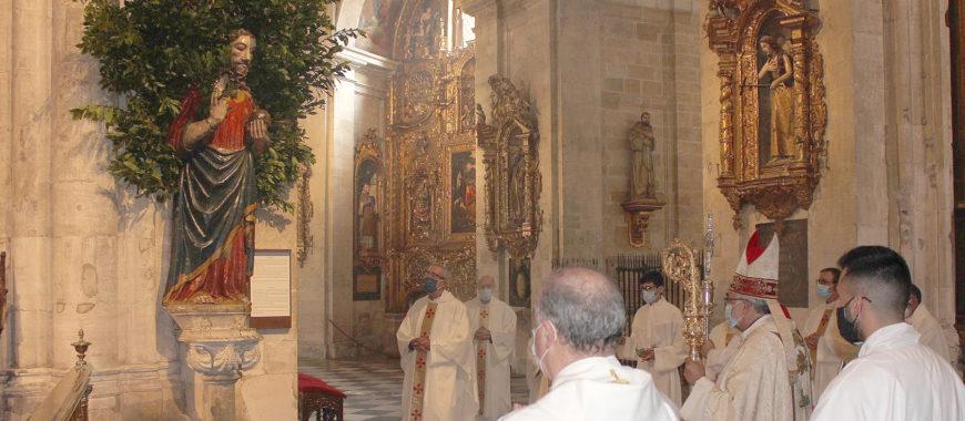 Fiesta del titular de la Catedral de Oviedo, El Salvador