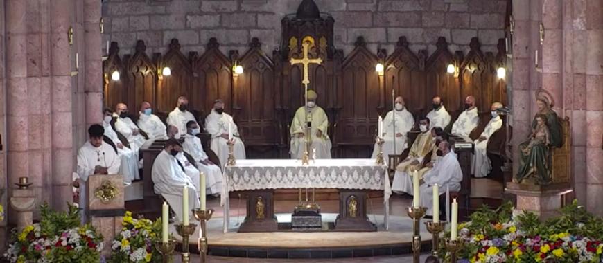 Misa Solemne en la festividad de Nuestra Señora de Covadonga