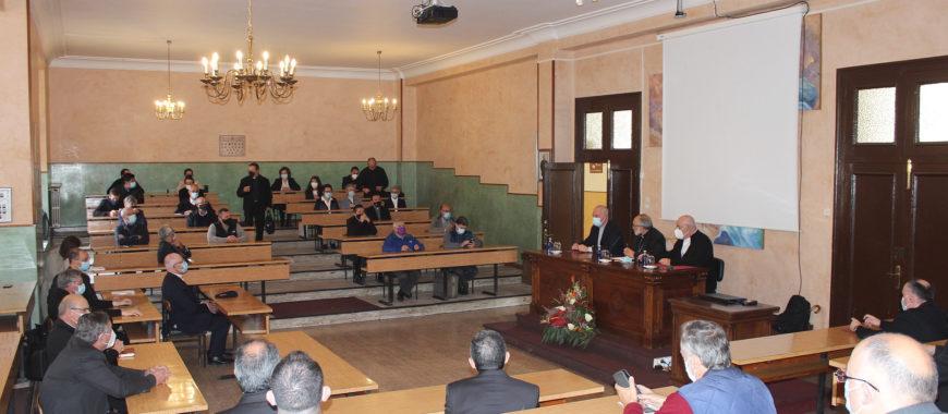Inauguración del Curso Académico en el Seminario Metropolitano