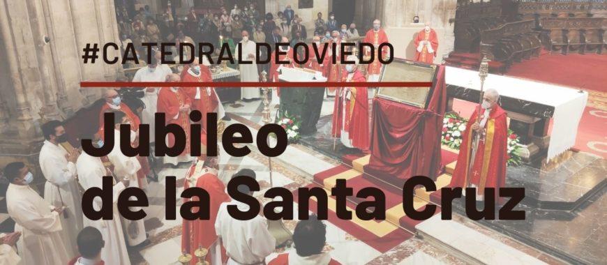 Misa Jubilar en directo, en el comienzo del Jubileo de la Santa Cruz