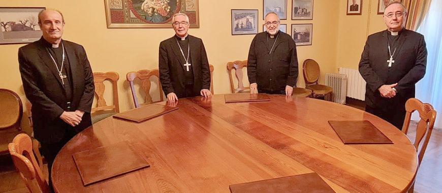 Reunión de los obispos de la Provincia Eclesiástica en Santander